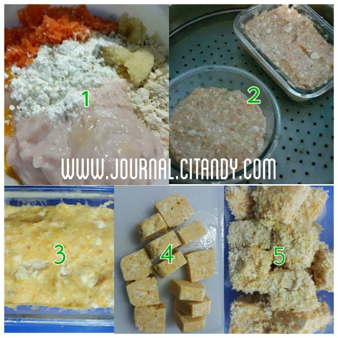 Resep Nugget Ayam Homemade