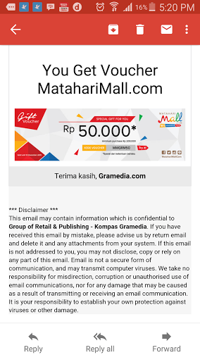 voucher gramedia mm