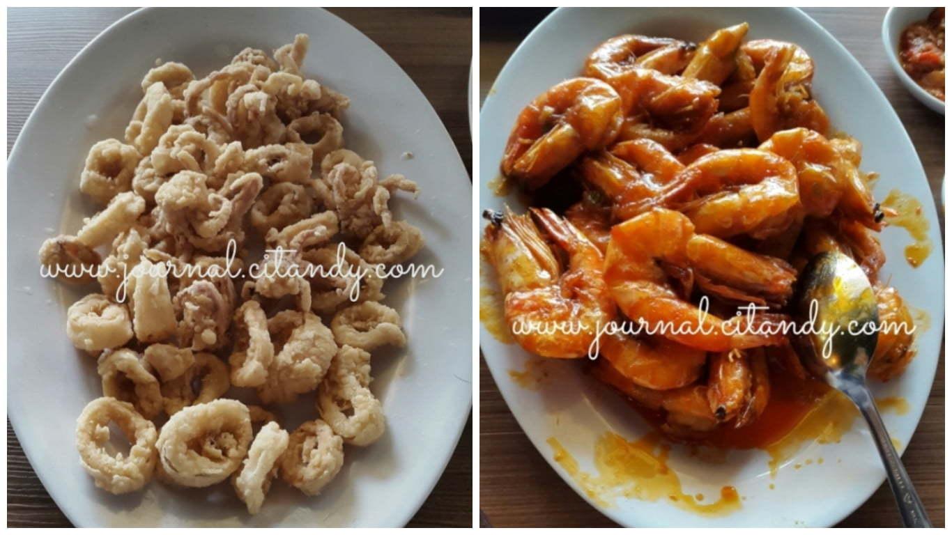 Makanan di Bandar Djakarta