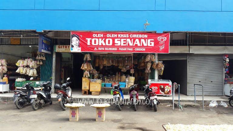 Belanja Oleh-oleh di Pasar Pagi Cirebon