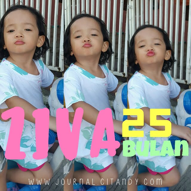 Milestone Anak 25 Bulan