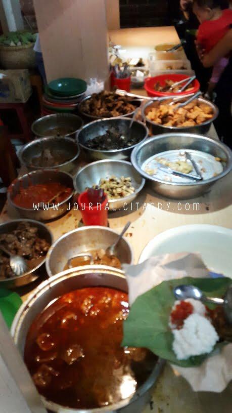 Nasi Jamblang Kuliner Khas Cirebon 2016