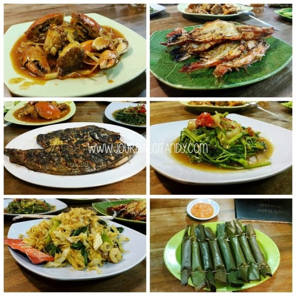 Resto Seafood Enak di Cirebon 2016