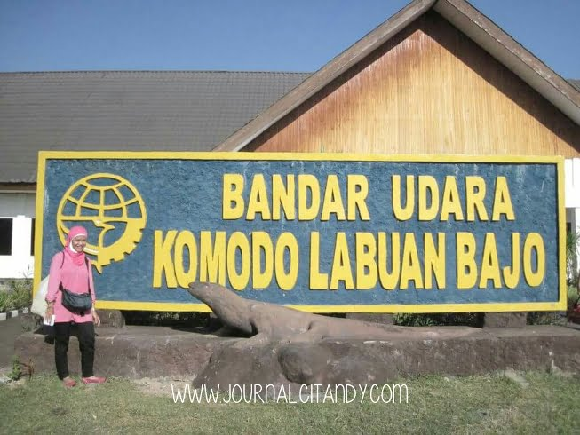 Bandar Udara Komodo