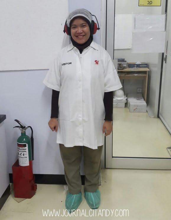 Serunya bekerja di pabrik
