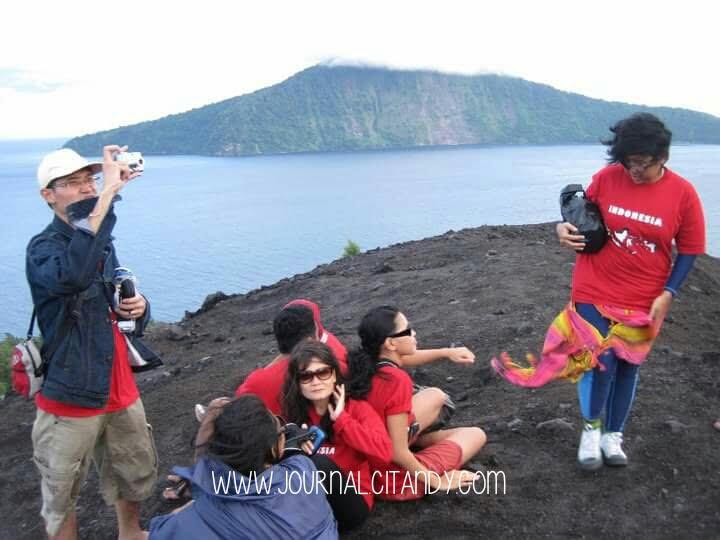 Traveling Gunung Anak Krakatau