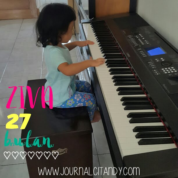 Milestone Anak 27 Bulan