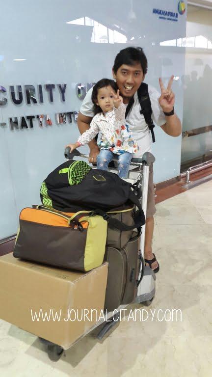Mudik 2016 Bandara Soekarno Hatta