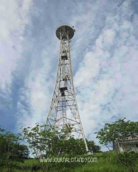 Mercusuar Tanjung Layar Ujungkulon