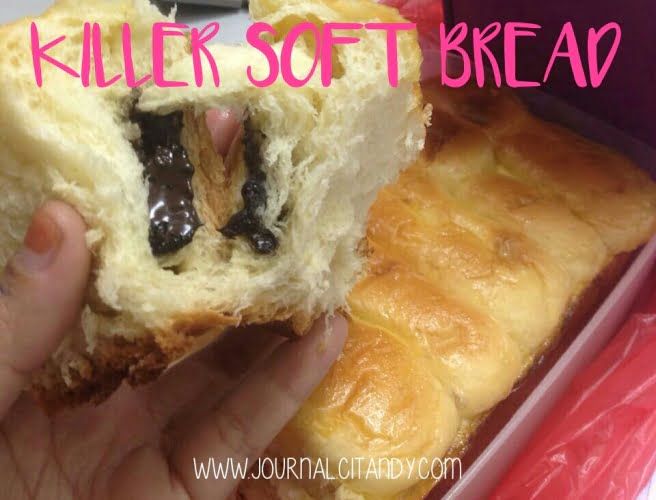 Resep Roti Killer Soft Bread